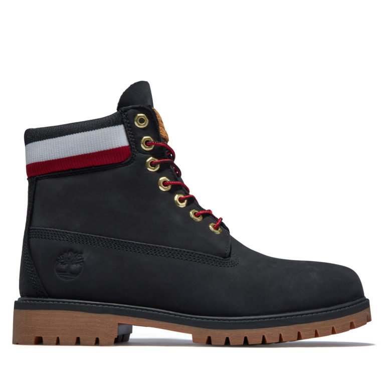 Men's Timberland® Heritage 6-Inch Waterproof Warm Lined Boots